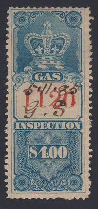 0007FG1711 - FG7 - Used - Deveney Stamps Ltd. Canadian Stamps