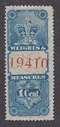 0006WM1711 - FWM6 - Used - Deveney Stamps Ltd. Canadian Stamps