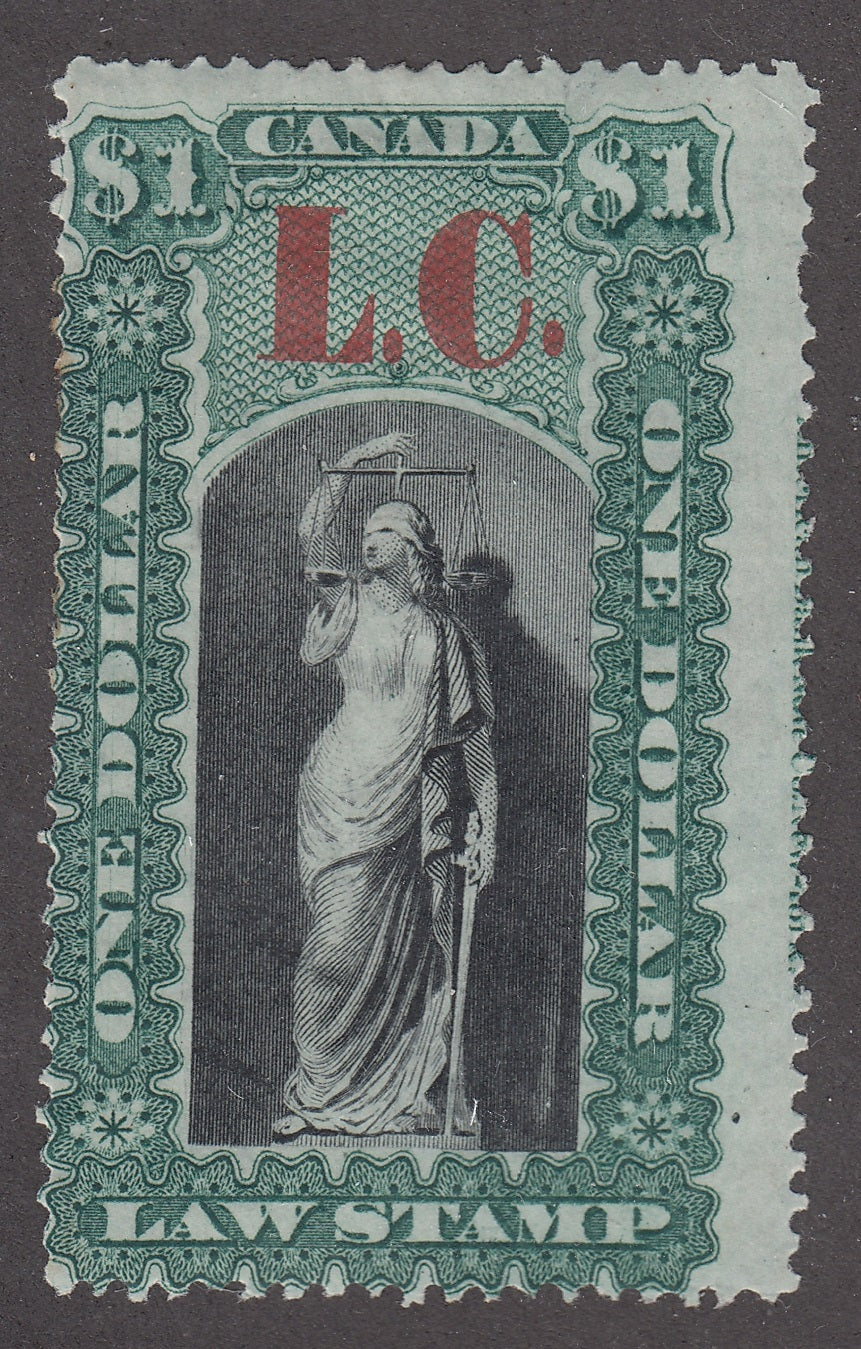 0010QL1712 - QL10 - Mint - Deveney Stamps Ltd. Canadian Stamps