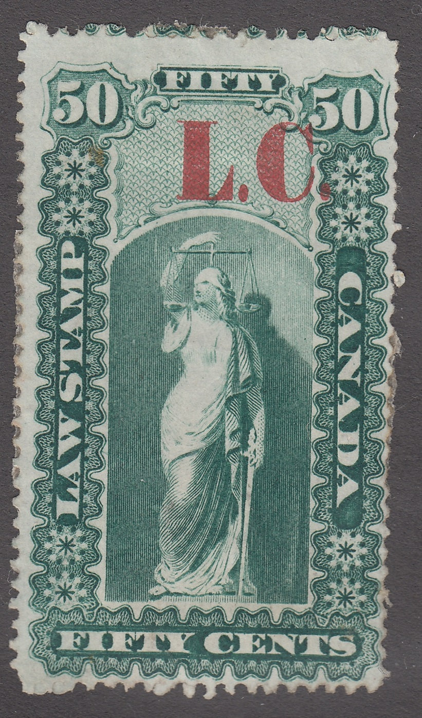 0005QL1712 - QL5 - Mint - Deveney Stamps Ltd. Canadian Stamps