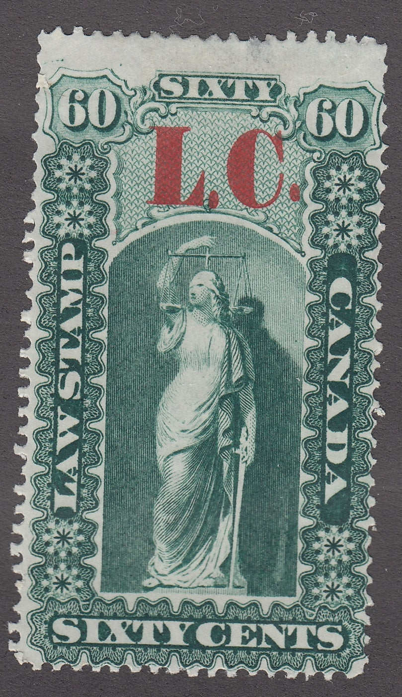 0006QL1712 - QL6 - Mint - Deveney Stamps Ltd. Canadian Stamps