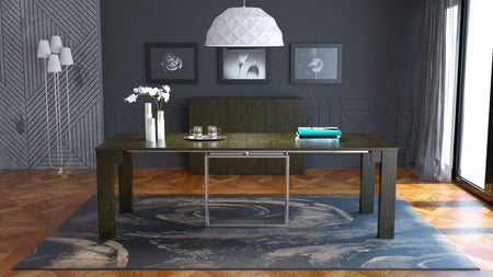 Delphinus Table with Buffet