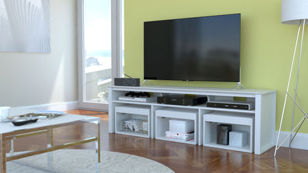 Taurus TV Stand for Cubes