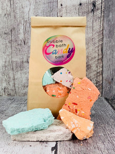 Bubble Bath Candy Bark - Variety