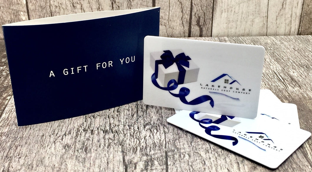 Retail Store Gift Card