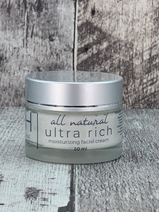 Ultra Rich Facial Cream