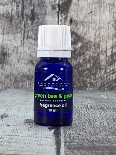 Green Tea & Pear