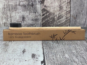 Change Bamboo Toothbrush