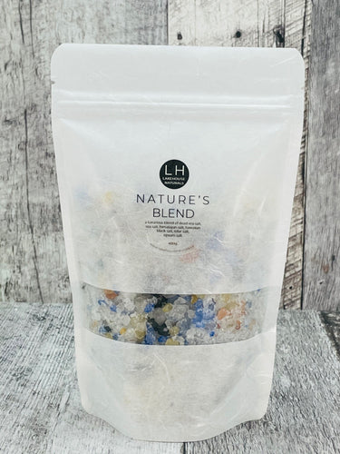 Nature's Blend Bath Salt - 400g