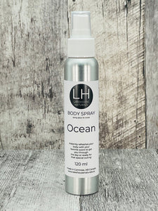 Body Spray - Ocean
