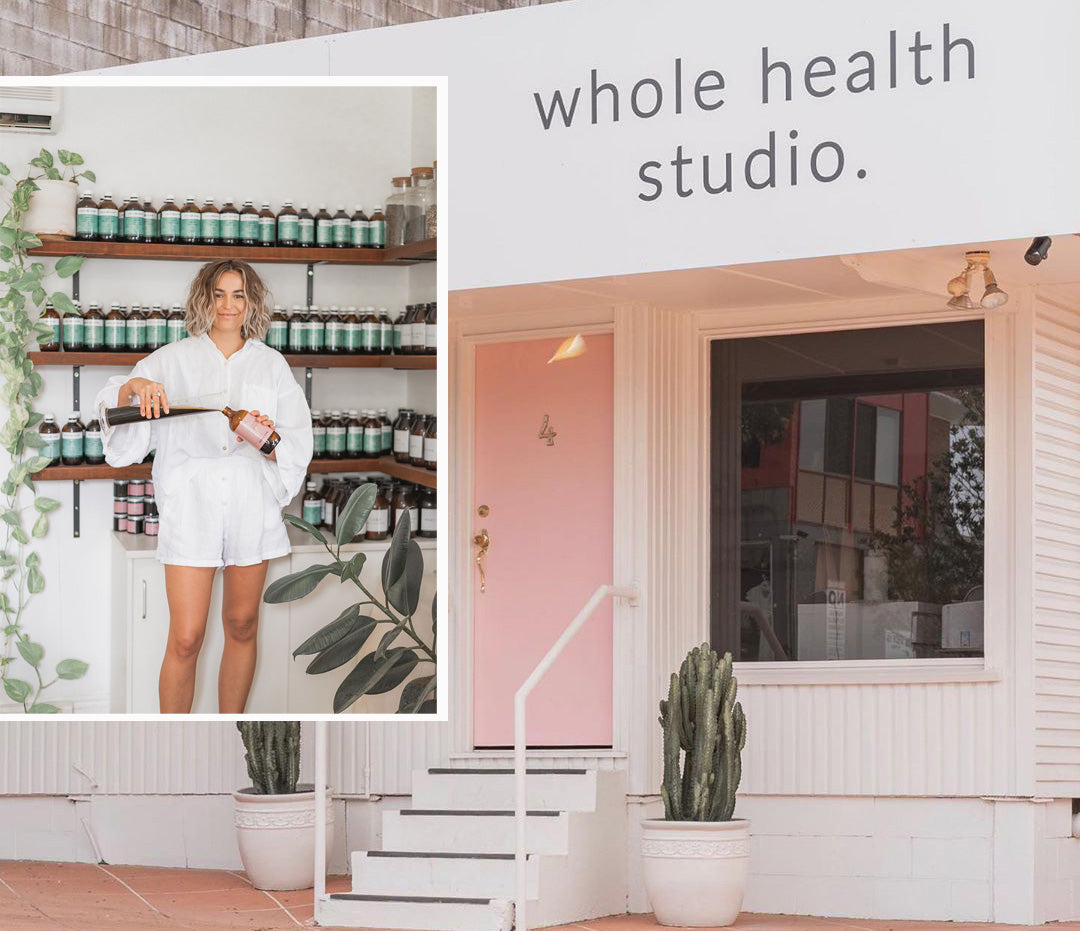 Q & A with Tia Miers from Whole Health Studio