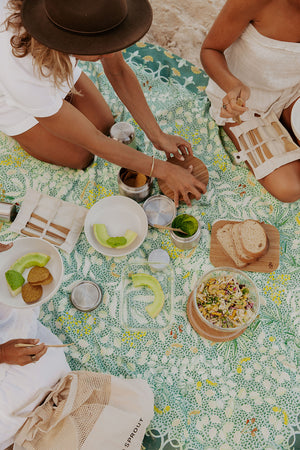 Seed & Sprout Picnic Rug