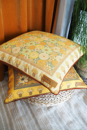 Soulshine Cushion Cover - Golden Palm
