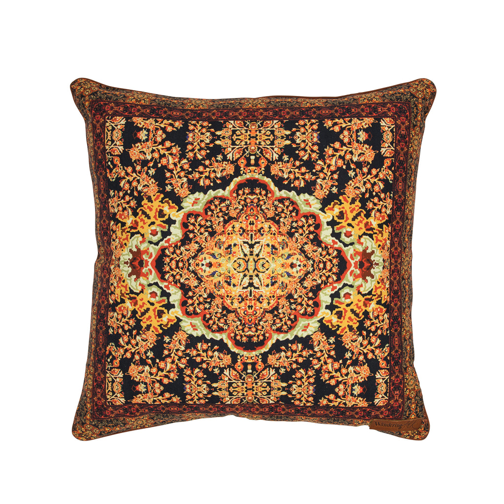 Amber Carpet Cushion Cover