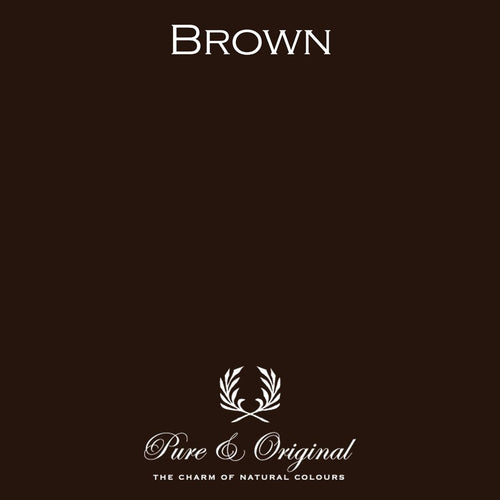 Pure & Original - Brown - Cara Conkle