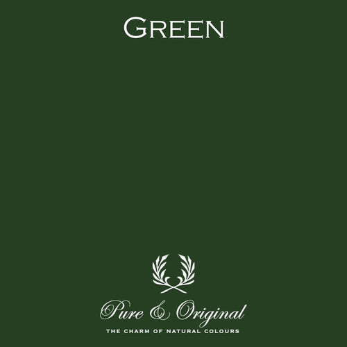 Pure & Original - Green - Cara Conkle
