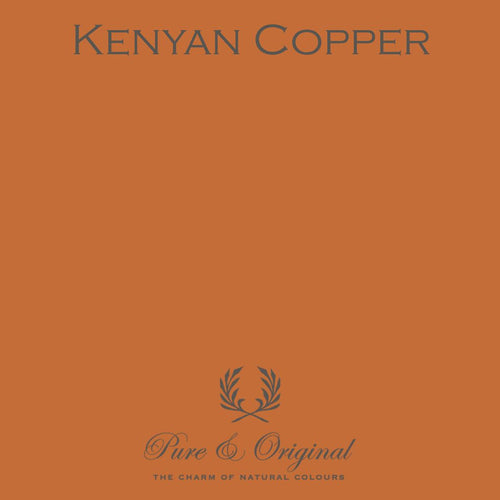 Pure & Original - Kenyan Copper - Cara Conkle