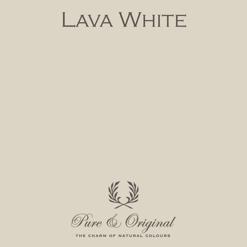 Lava White - Pure & Original Paints - Cara Conkle