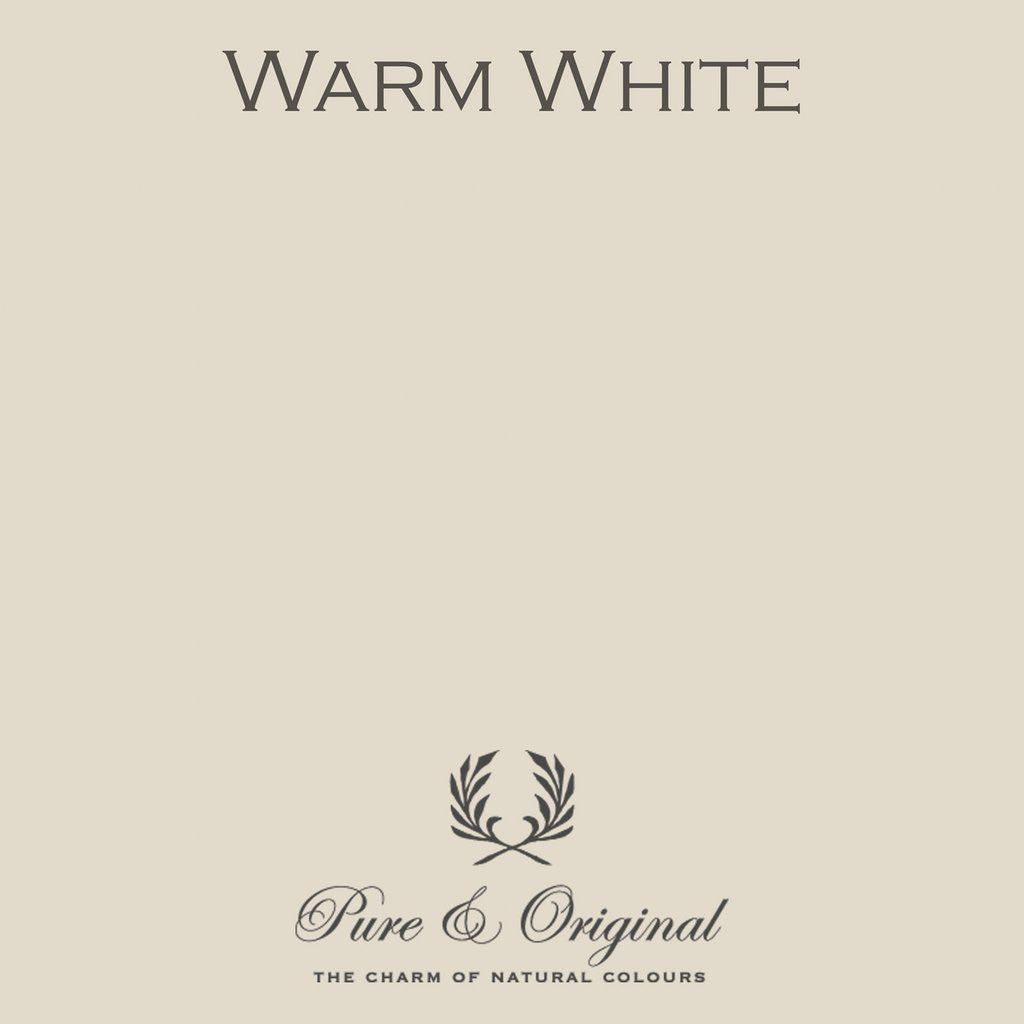Pure & Original - Warm White - Cara Conkle