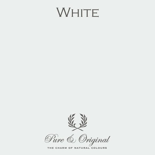 Pure & Original - White - Cara Conkle