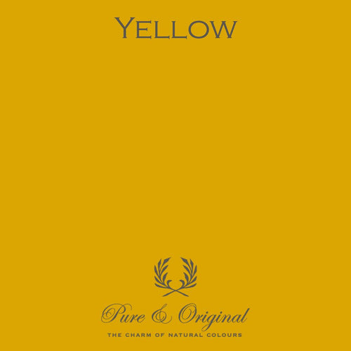 Pure & Original -Yellow - Cara Conkle