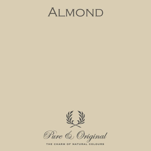 Pure & Original - Almond - Cara Conkle