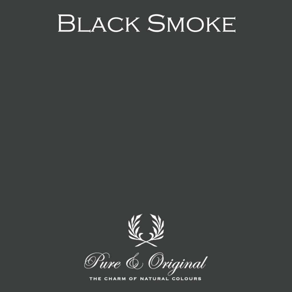 Pure & Original - Black Smoke - Cara Conkle