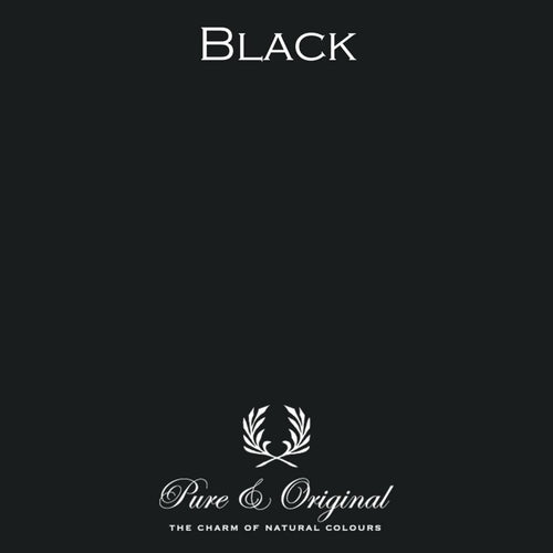 Pure & Original - Black - Cara Conkle