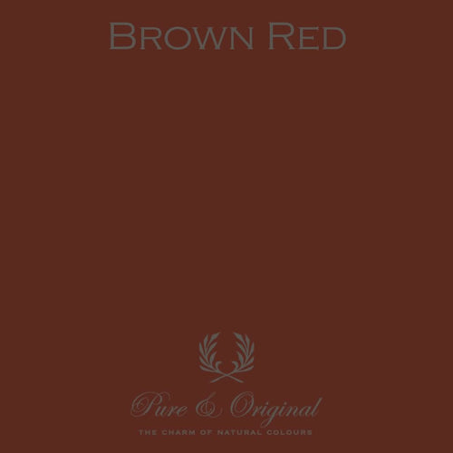 Pure & Original - Brown Red - Cara Conkle