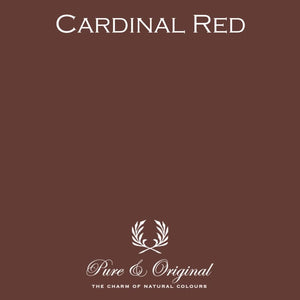 Pure & Original - Cardinal Red - Cara Conkle