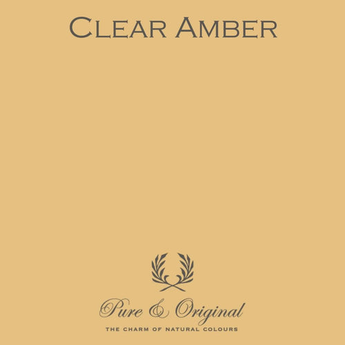 Pure & Original - Clear Amber - Cara Conkle