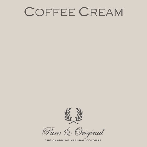 Pure & Original - Coffee Cream - Cara Conkle