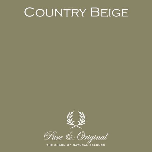 Pure & Original - Country Beige - Cara Conkle