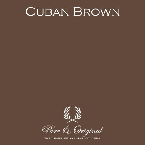 Pure & Original - Cuban Brown - Cara Conkle