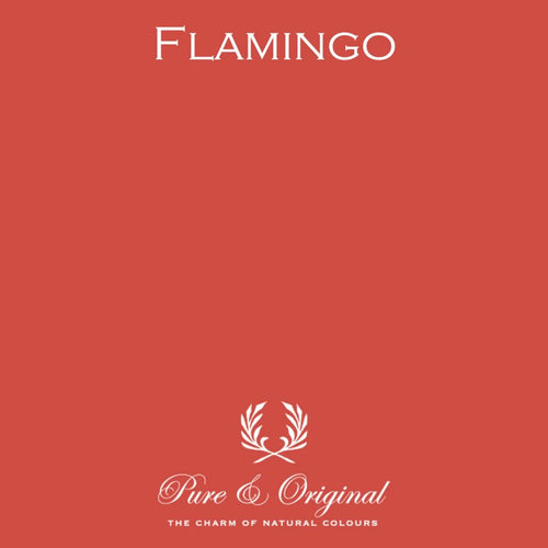 Flamingo - Pure & Original Paints