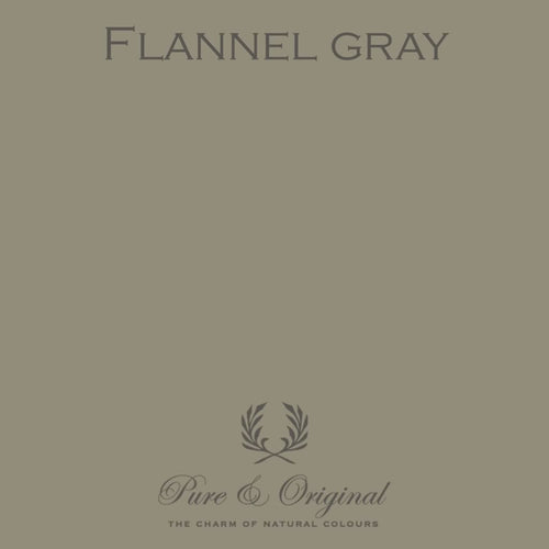 Pure & Original - Flannel Gray - Cara Conkle