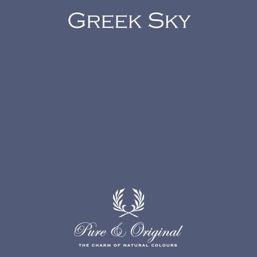Pure & Original - Greek Sky- Cara Conkle