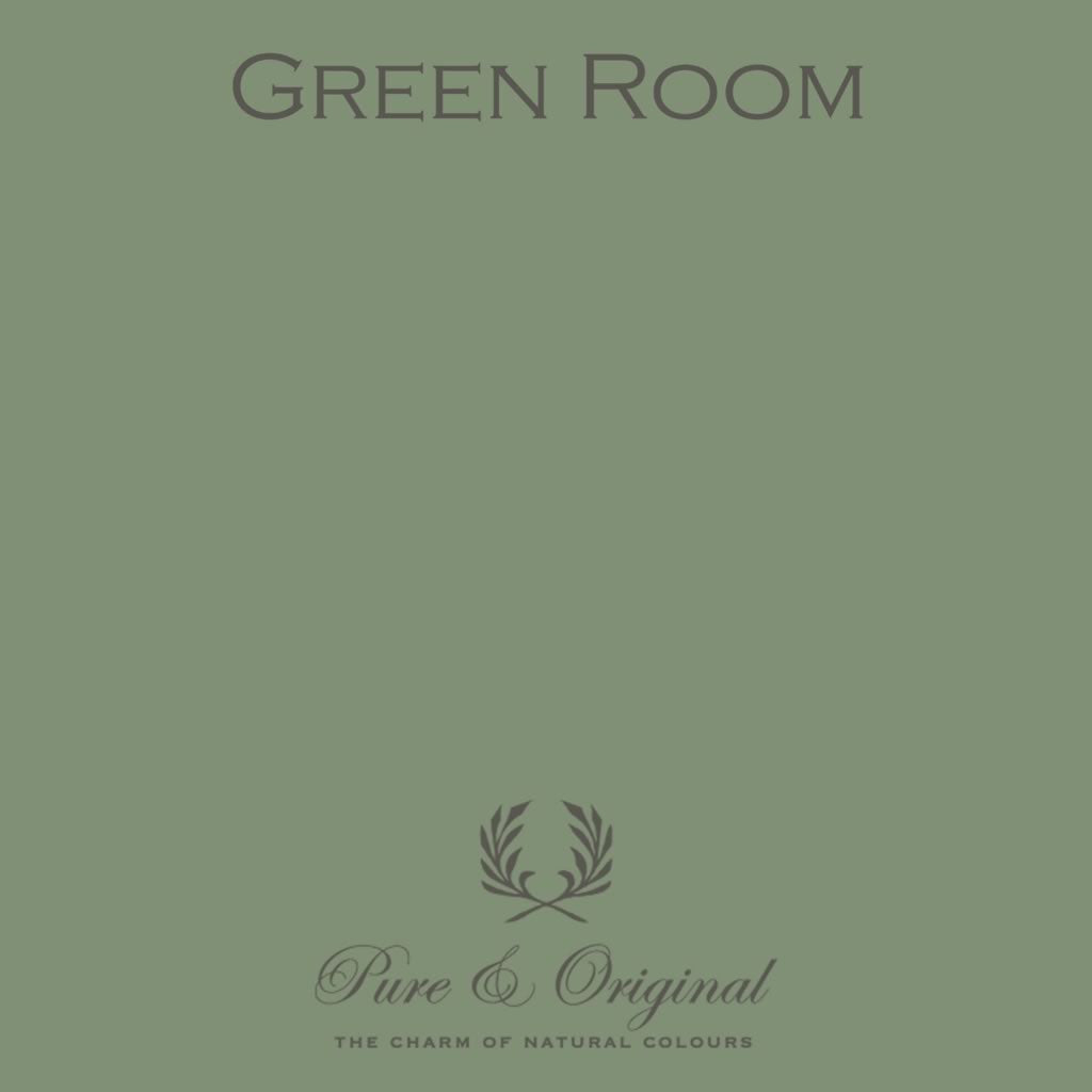 Pure & Original - Green Room - Cara Conkle