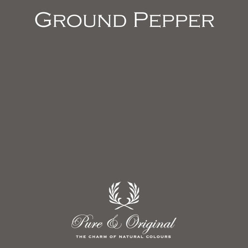 Pure & Original - Ground Pepper - Cara Conkle