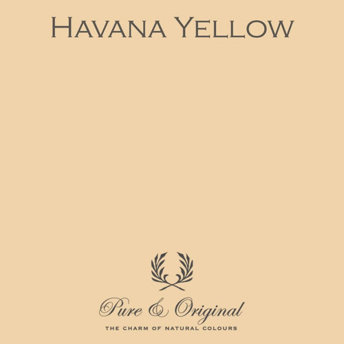 Pure & Original - Havana Yellow - Cara Conkle