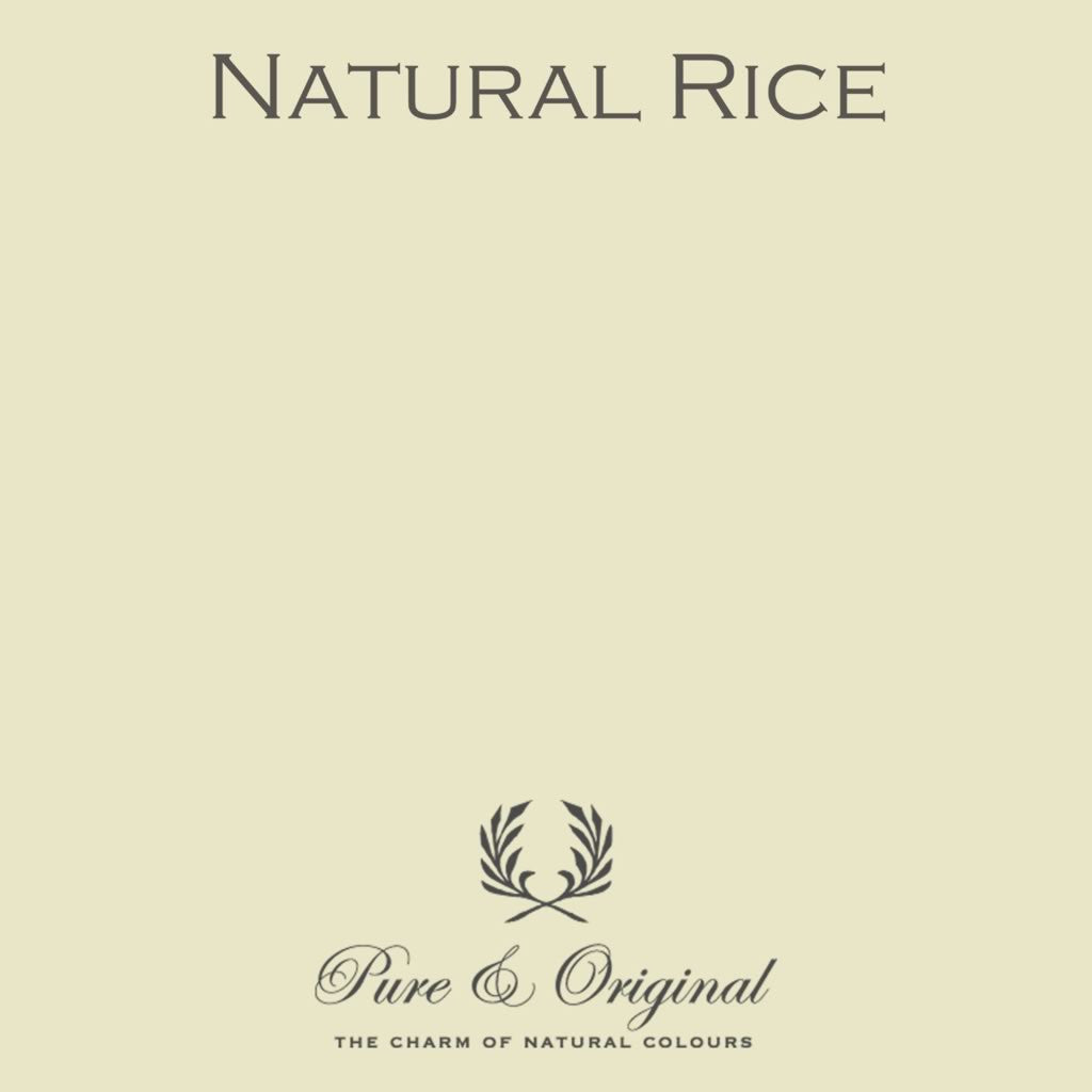 Pure & Original - Natural Rice - Cara Conkle