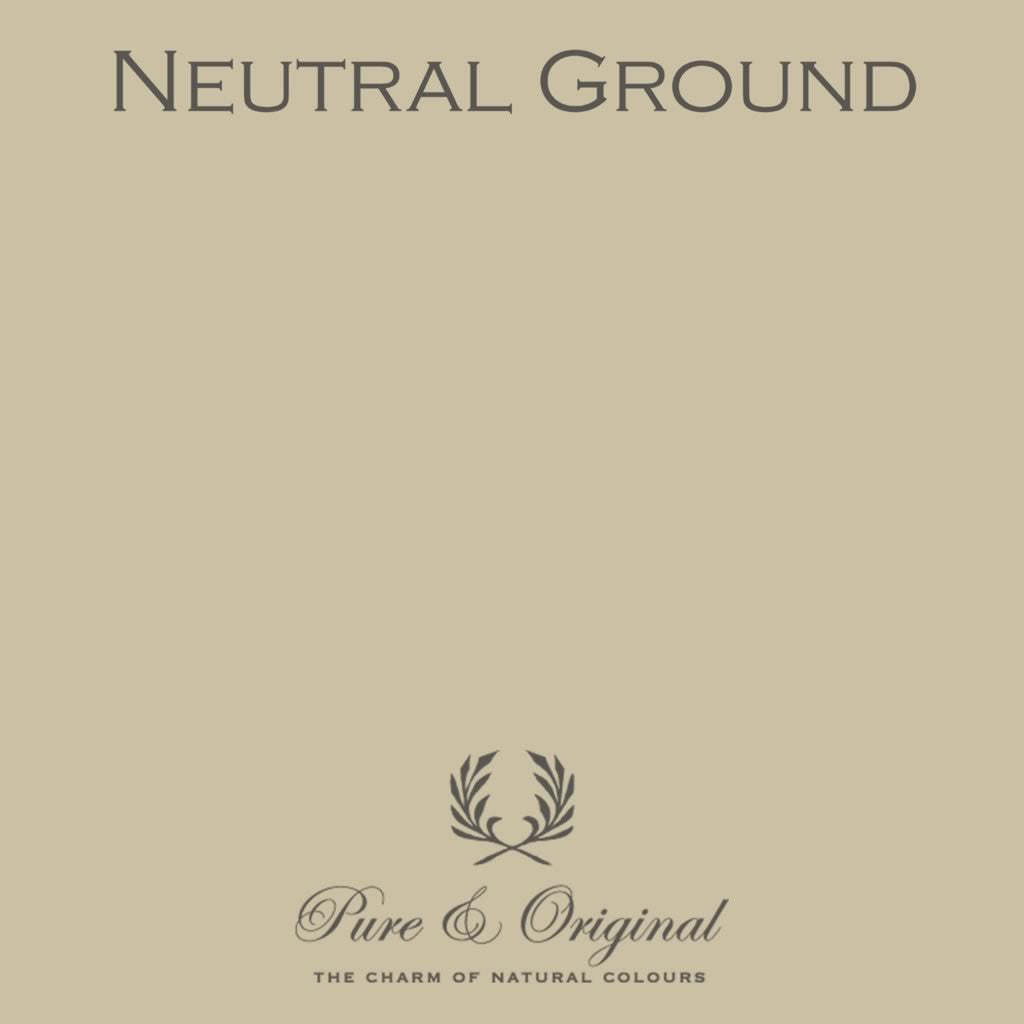 Pure & Original - Neutral Ground - Cara Conkle
