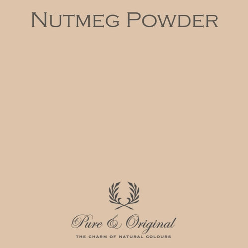 Pure & Original - Nutmeg Powder - Cara Conkle