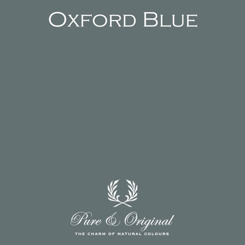Pure & Original - Oxford Blue - Cara Conkle