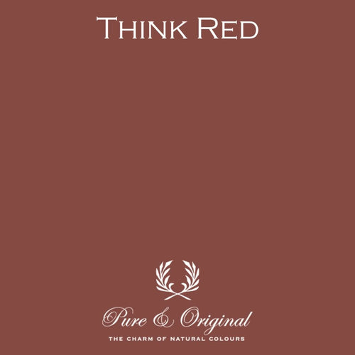 Pure & Original - Think Red - Cara Conkle