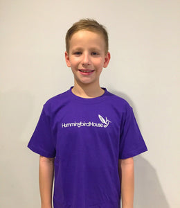 Superseded Kids Purple T-Shirt