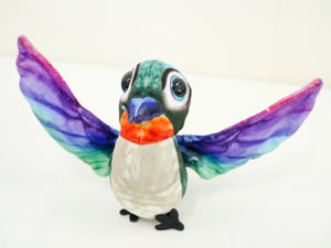 Hummingbird House Plush Bird