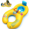 Mommy & Me Inflatable double swimming rings