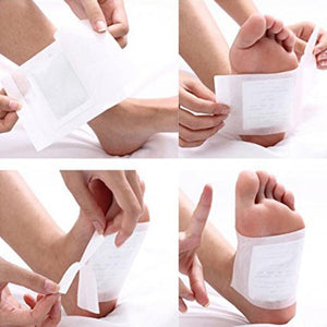 Detox Foot Pads - 100 pieces