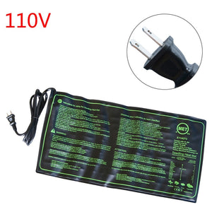 Seedling Heating Mat 50x25cm Waterproof Plant Seed Germination Propagation Clone Starter Pad